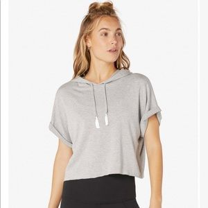 Beyond Yoga Goodsport cropped hoodie